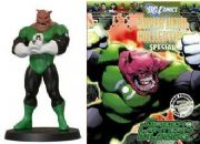 Eaglemoss DC Comics Super Hero Figurine Collection Green Lantern Kilowog Special